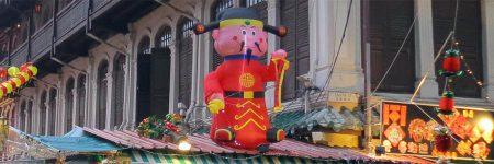 Chinatown Singapore Reisetipps © B&N Tourismus