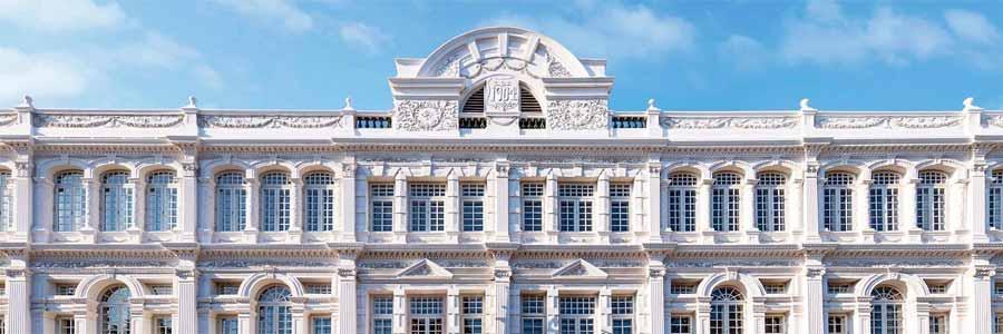 The Capitol Kempinski Hotel Singapore © Kempinski Hotels
