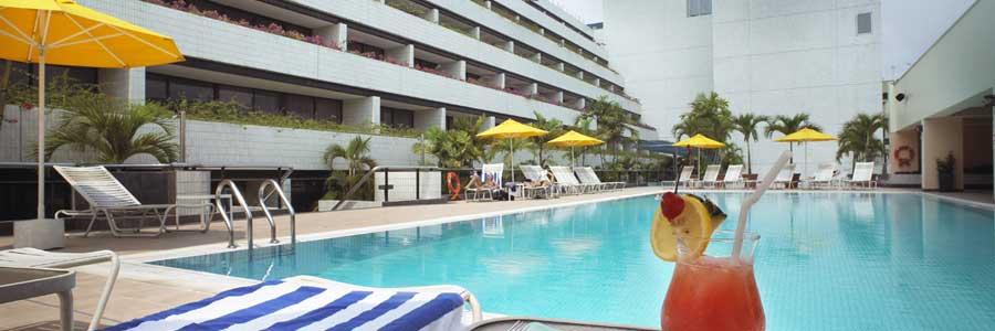 Stopover Concorde Singapore © HPL Hotels & Resorts Pte Ltd