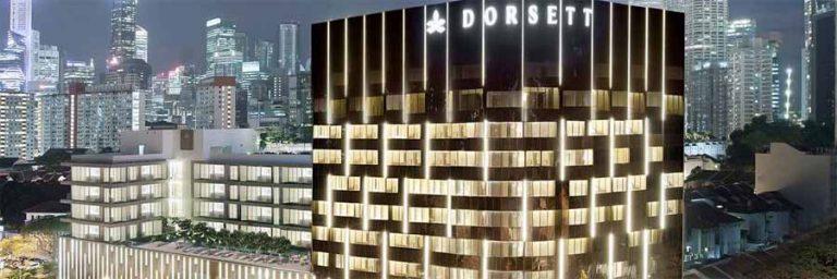 Hotel Dorsett Singapore © Dorsett Hospitality International Ltd