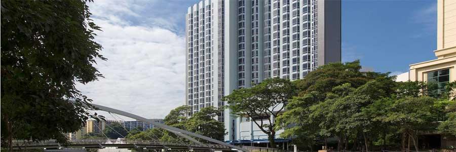 Hotel Four Points Riverview Singapore © Marriott International Inc