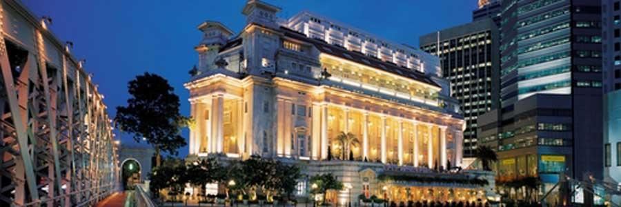 Hotel The Fullerton Singapore © The Fullerton Hotels