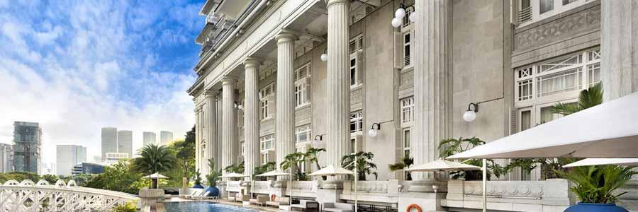 Stopover The Fullerton Singapore © The Fullerton Hotels