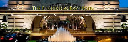 Hotel The Fullerton Bay Singapore © The Fullerton Hotels