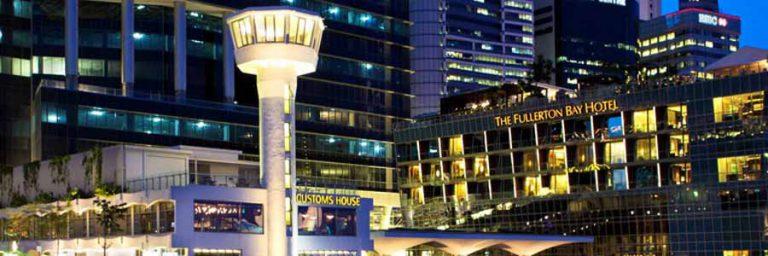 Stopover The Fullerton Bay Singapore © The Fullerton Hotels