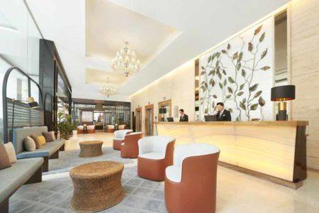 Lobby © Park Hotel Group