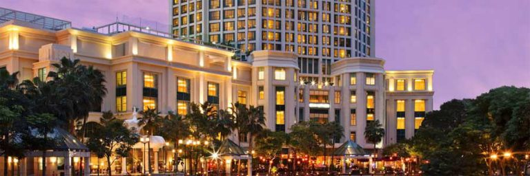 Hotel Grand Copthorne Waterfront Singapore © Millennium Hotels and Resorts