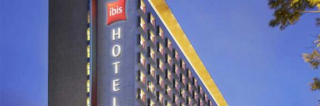 Hotel Ibis on Bencoolen Singapore © Accor Hotels