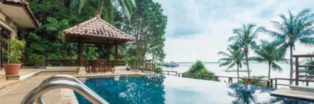 Hotel Indra Maya Pool Villas Bintan © Nirwana Gardens