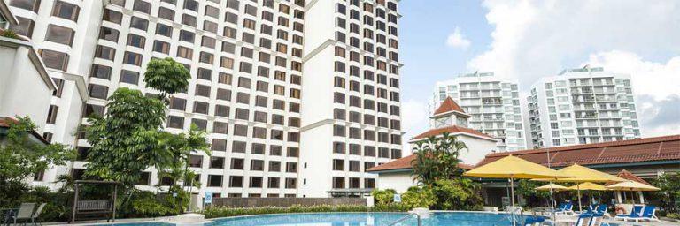 Hotel Jen Tanglin Singapore © Shangri-La International Hotel Management Ltd