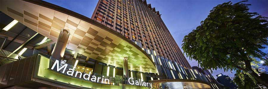 Hotel Mandarin Orchard Singapore © Meritus Hotels & Resorts