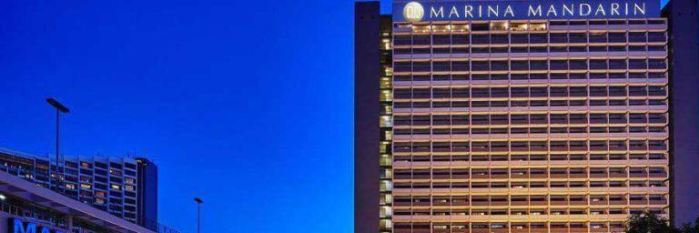 Hotel Marina Mandarin Singapore © Meritus Hotels & Resorts
