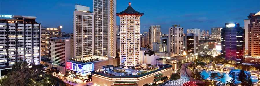 Hotel Marriott Tag Plaza Singapore © Marriott International Inc