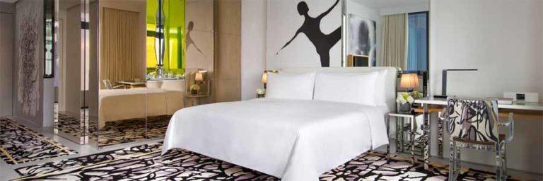 Deluxe Room © Marriott International Inc