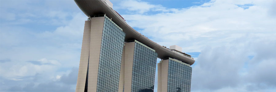 Hotel Marina Bay Sands Singapore © B&N Tourismus
