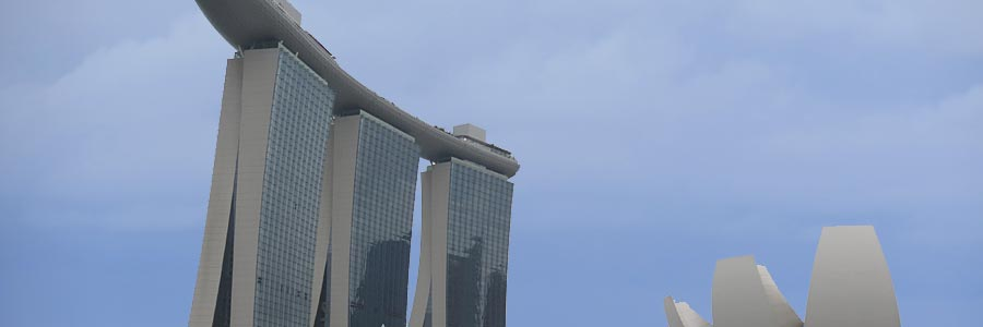 Stopover Marina Bay Sands Singapore © B&N Tourismus