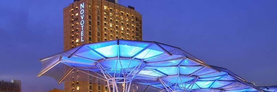 Stopover Novotel Clarke Quay Singapore © Accor Hotels