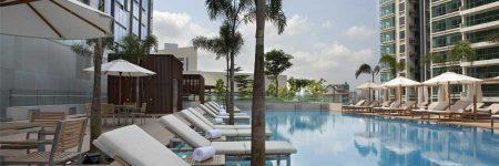 Hotel Oasia Novenia Singapore © Far East Hospitality