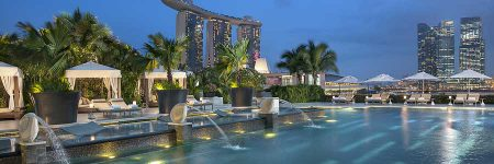 Stopover The Oriental Singapore © Mandarin Oriental Hotel Group Ltd