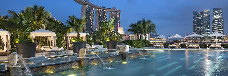Stopover The Oriental Singapore © Mandarin Oriental Hotel Group Ltd