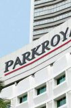 Hotel Parkroyal on Beach Road Singapore © Pan Pacific Hotel Group