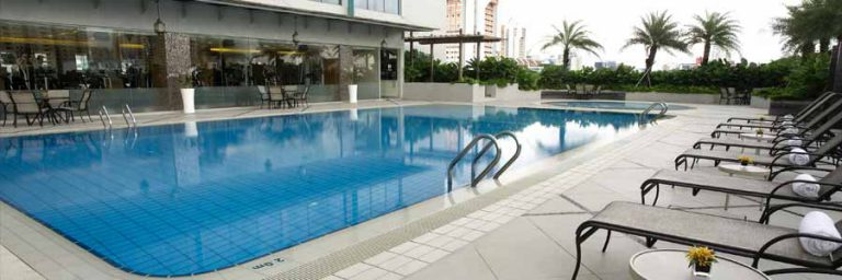 Hotel Parkroyal on Kitchener Singapore © Pan Pacific Hotel Group