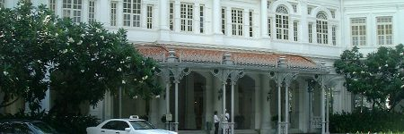 Hotel Raffles Singapore © B&N Tourismus