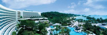Hotel Rasa Sentosa Singapore © Shangri-La International Hotel Management Ltd
