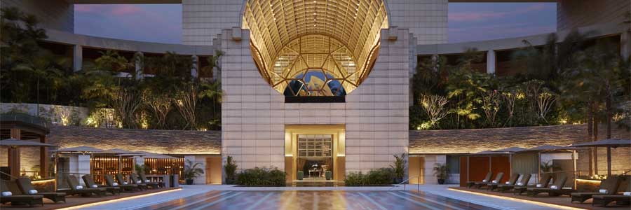Hotel The Ritz-Carlton Millenia Singapore © The Ritz-Carlton Hotel Company Llc