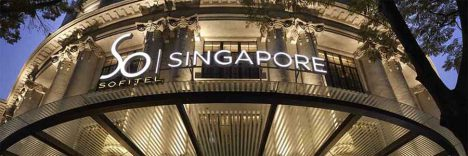 Hotel So Sofitel Singapore © Accor Hotels