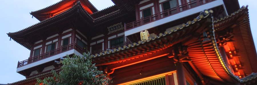 Singapore Reisen © B&N Tourismus