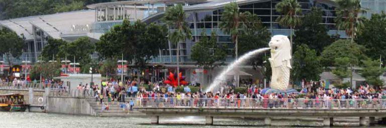 Ausflug Singapore Stadtrundfahrt © B&N Tourismus