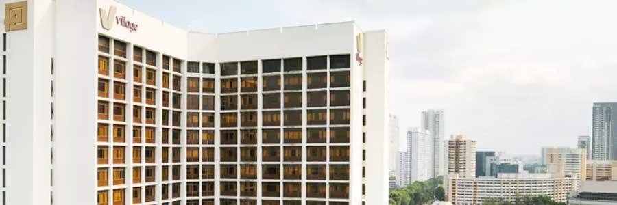 Hotel Village Bugis Singapore © Far East Hospitality