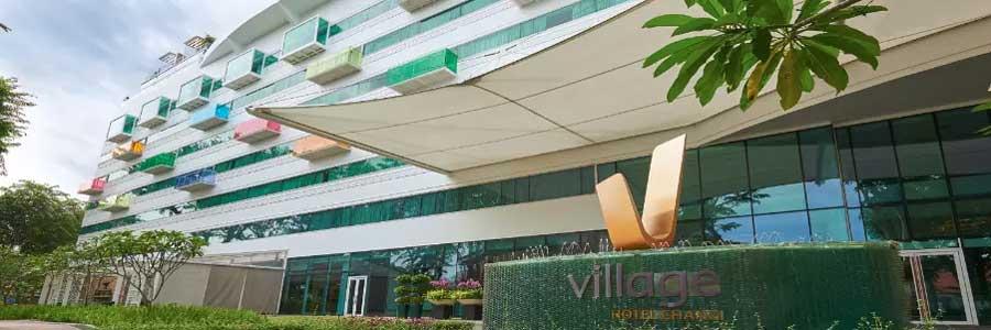 Hotel Village Changi Singapore © Far East Hospitality