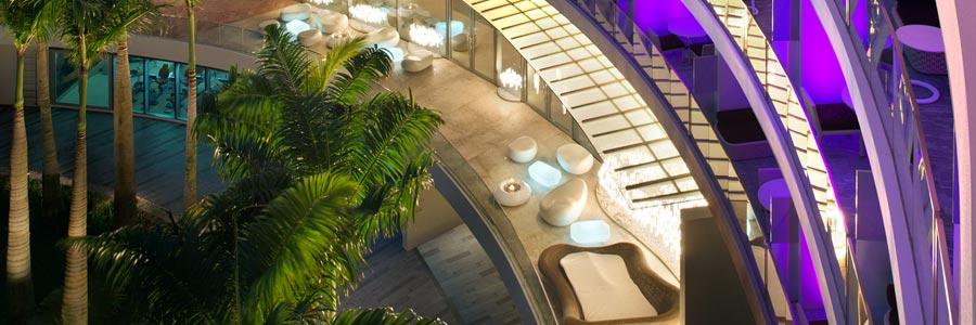 Hotel W Sentosa Cove Singapore © Marriott International Inc