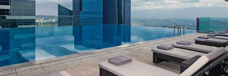 Hotel The Westin Singapore © Marriott International Inc